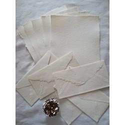 Paquet de 5 papiers à...